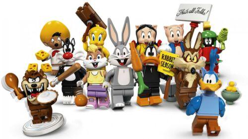 LEGO 71030 Looney Tunes Minifiguren Sammelfigur CMF Fig Figur zur Auswahl