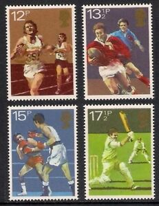 GB-1980-Commemorative-Stamps-Sports-Unmounted-Mint-Set-UK-Seller