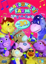 Macdonald?s Farm-Sing A Song-Dvd  (UK IMPORT)  DVD NEW
