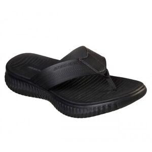 Infradito Nero Uomo Infradito Skechers Flex Coastal Sandals Mist Summer Elite qP8zqO