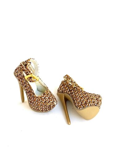 Fashion Royalty Nuface Dominion Lovetones Dolls Shoes Stiletto Pump