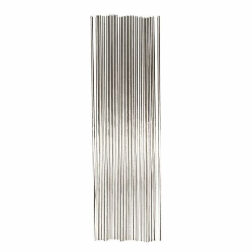 20Pcs Stainless Steel Round Shaft Rod Axles 150mmx2mm for RC Toy Car B1Z5