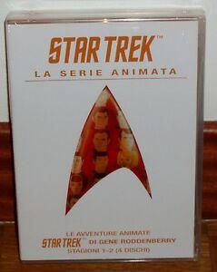 STAR-TREK-LA-SERIE-ANIMADA-4-DISCOS-DVD-NUEVO-PRECINTADO-FICCION-SIN-ABRIR-R2