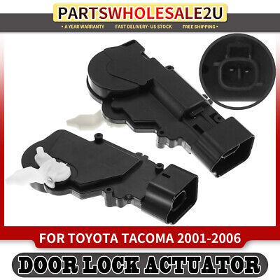Door Lock Actuator Rear Right for Toyota Tacoma 4-Door 2001-2006