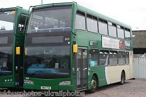 Reading Buses No849 Bus Photo c - Mansfield, United Kingdom - Reading Buses No849 Bus Photo c - Mansfield, United Kingdom