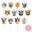 24PCS-LITTLE-KITTEN-CAT-PET-CUPCAKE-CAKE-TOPPERS-BIRTHDAY-Party thumbnail 1
