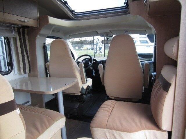 Fiat Ducato 35 2,3 MJt Bürstner Travelvan T620, 2013, km