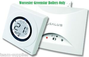 Wireless Room Thermostat For Worcester Combi Boiler