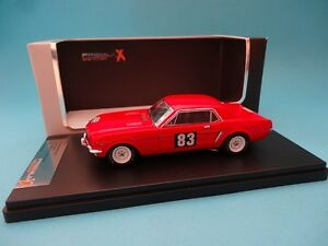 FORD-MUSTANG-83-PROCTER-1st-TOUR-FRANCE-1964-1-43-NEW-PREMIUM-X-PRD310