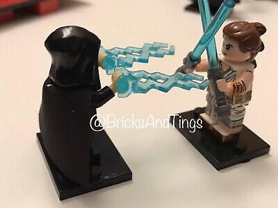 Emperor Palpatine Rey Exegal Showdown From Rise Of Skywalker Lego Army Builder Ebay