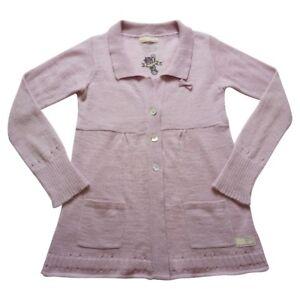 Knit Cardigan 2 M 336 Molly Mix Pink Dame Ny Mohair Størrelse Odd Sv8qII