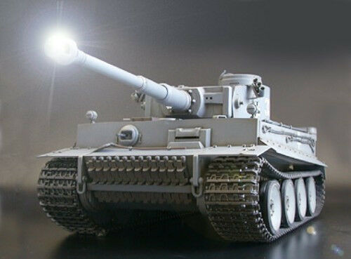 56010 Tamiya 1 16 TIGER 1 Tank  R C Full-Option WWII GERMAN Heavy Tank Kit