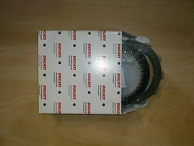 748 916 996 998 ST2 ST4 19020013A Genuine Ducati Spare Parts Clutch Plate Set