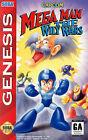 Mega Man: The Wily Wars (Sega Genesis, 1995)