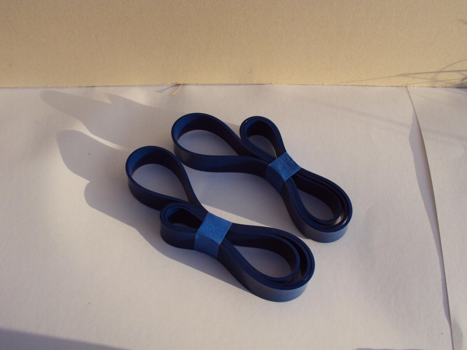 2 BLUE MAX URETHANE BAND SAW TIRES FOR CRAFTSMAN TILT HEAD 113247210 BAND SAW