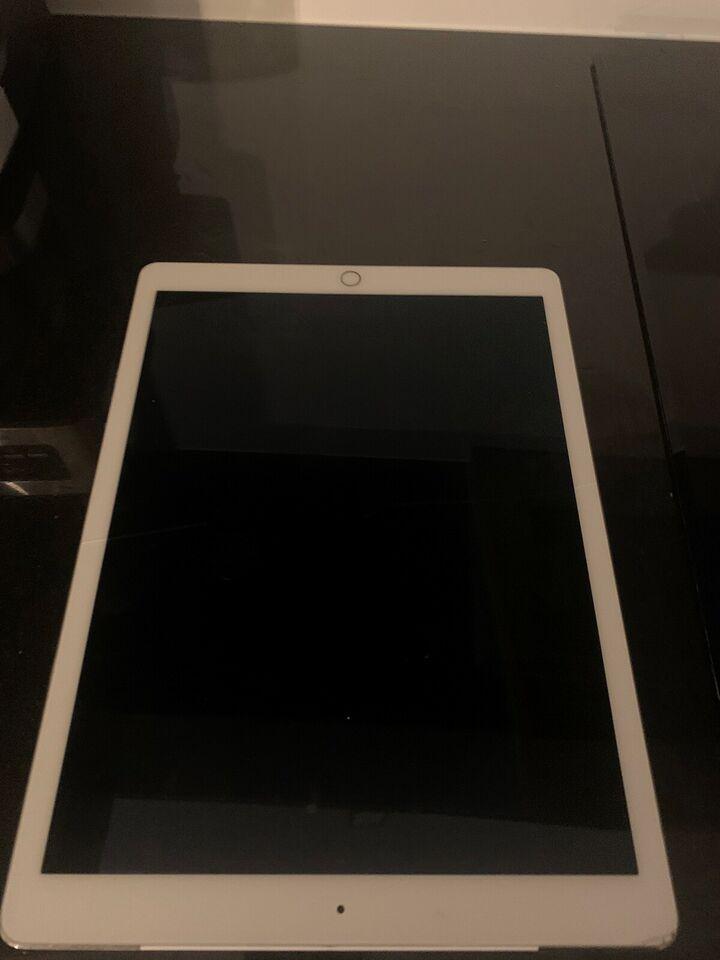iPad Pro, 128 GB, hvid