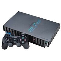 Sony PlayStation 2 Video Game Console