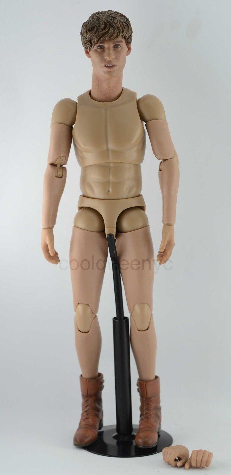 Star Ace Toys 1 6 Scale SA0047 Newt Scamander Figure - Head + Body + Boots