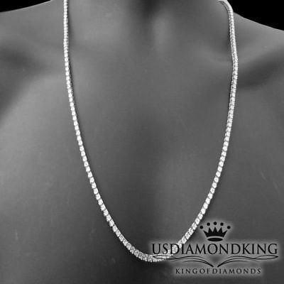 .925 Sterling Silver 6.00MM Round Snake Link Chain Necklace
