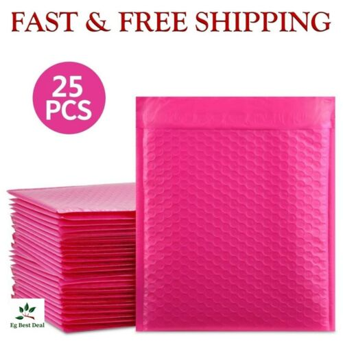 Large Padded Envelopes 8 x 12 Cute Shipping Cushioned Mailers Bubble Package Bag