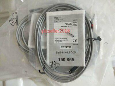1PCS NEW FESTO SME-8-K-LED-24 Proximity Switch 150855