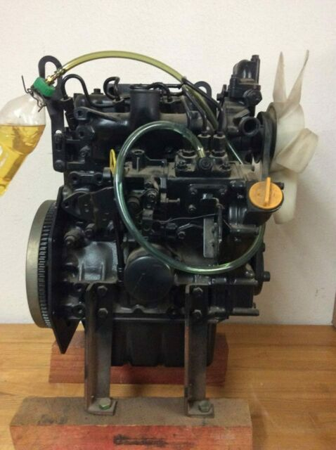 John Deere 430 Yanmar 3TNA72UJ Engine for sale online | eBay