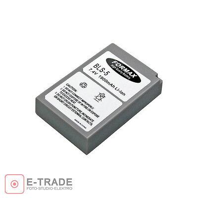2 batería bls-5 1100mah bls-50 dual 2 cargador de batería para Olympus OM-D e-m10