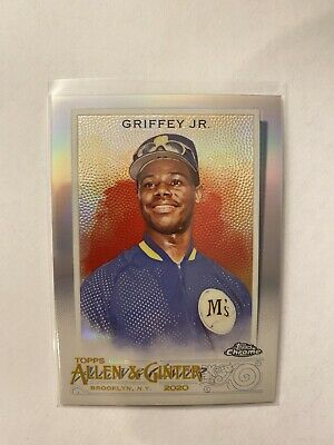 los Marineros Seattle 2010 Topps Chrome béisbol #28 Ken Griffey Jr