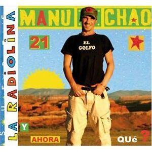 MANU-CHAO-La-Radiolina-CD-BRAND-NEW-Enhanced-Bonus-Tracks