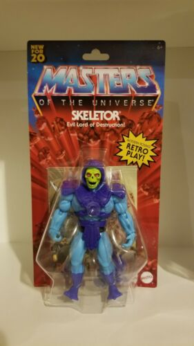 Masters of the Universe squelettor Masters of the Universe Origins 2020 Exclusive Action Figure NEW