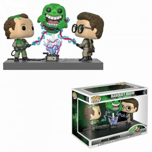 Funko Pop Figure Banquet Room Movie Moments Ghostbusters