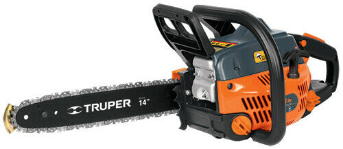 TRUPER MOT-3314 Chainsaw 14 ', 33 cc engine.