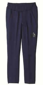 Adidas-performance-ninos-Training-pantalones-Athletics-z-n-e-Pant-azul