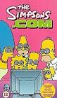 The Simpsons - The Simpsons.com (VHS/SUR, 2000, Animated)