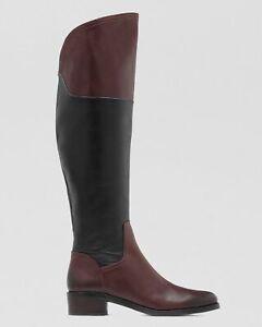 8ce8e3ccb51 Tall Women s Vince Camuto Vatero Black Chestnut Gentle Calf Leather ...