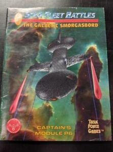 1x-Captain-039-s-Module-P6-The-Galactic-Smorgasbord-Used-Acceptable-Star-Trek-star