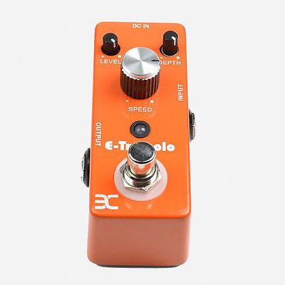 ENO EX T-Cube TC-43 E-Tremolo Mirco True Bypass Guitar Effect Pedal