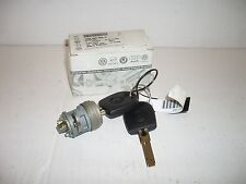 Ignition lock barrel and keys Sharan Alhambra Beetle 7M3905855D New genuine VW