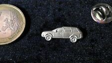 Audi Pin Badge Kombi Avant silber A