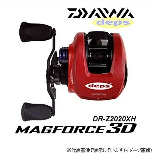 Daiwa DRZ 2020XH Limited Right handle From Japan