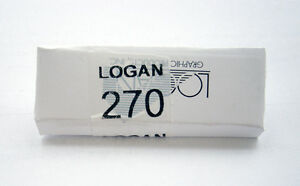 Pack 5 Logan 270 Blades For Various Mount Cutters Ebay