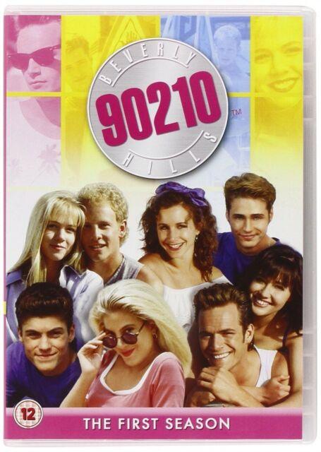 Beverly Hills 90210 Series 1 James Eckhouse, Shannen Doherty New UK Region 2 DVD