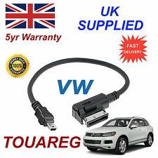 VW TOUAREG AMI MMI 000051446A MP3 iPOD PHONE MINI USB Cable replacement