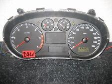 Tacho Tachometer Kombiinstrument Seat Ibiza 6K0920801E Bj.2001 234TKM D861