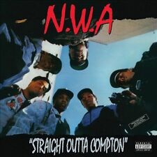 Straight Outta Compton [LP] [PA] by N.W.A (Vinyl, Sep-2013, Priority)
