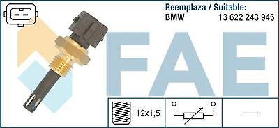Coolant Temperature Sender Unit Fits BMW E46 E36 E34 Sedan Wagon 1991-2005