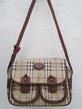 -AUTHENTIQUE sac besace cartable   BURBERRYS   TBEG vintage bag