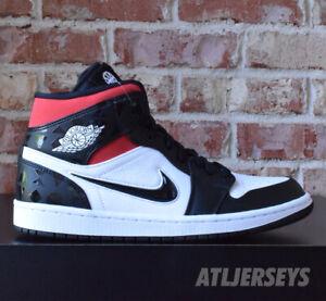 Details about 2019 Nike Air Jordan 1 Mid SE Q54 Quai 54 CJ9219-001 Size