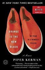 Orange Is the New Black: My Year in a Women's Prison, Kerman, Piper, Good Book