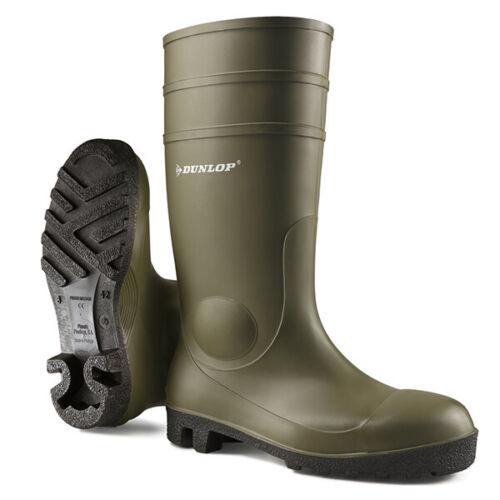 Dunlop protomaster Full Safety Wellington Imperméable S5 Steel Toe Cap 142VP